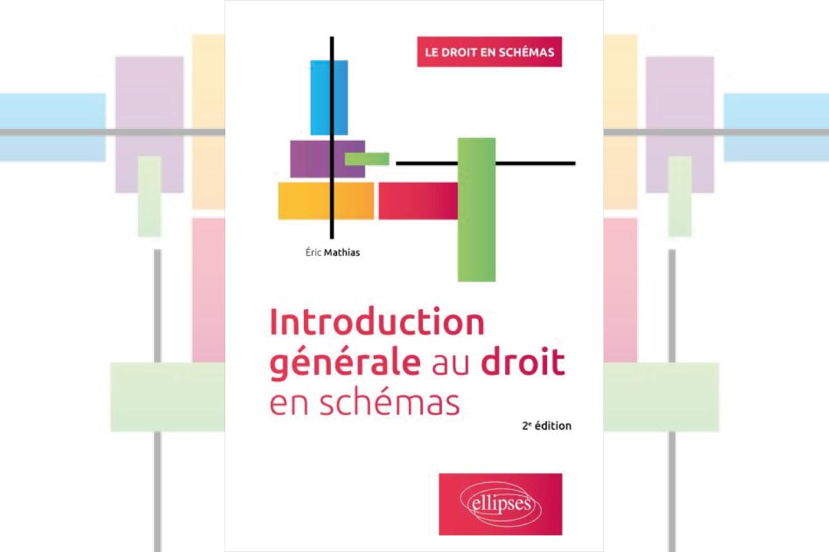 Introduction générale au droit en schémas - 2e édition